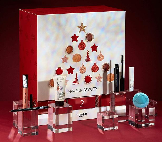Amazon's 2019 beauty advent calendar