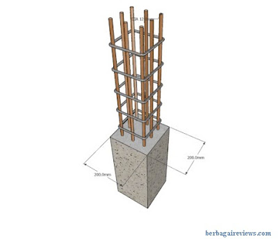 Kolom beton - berbagaireviews.com