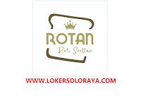 Lowongan Kerja Solo Raya Barista di ROTAN Cafe