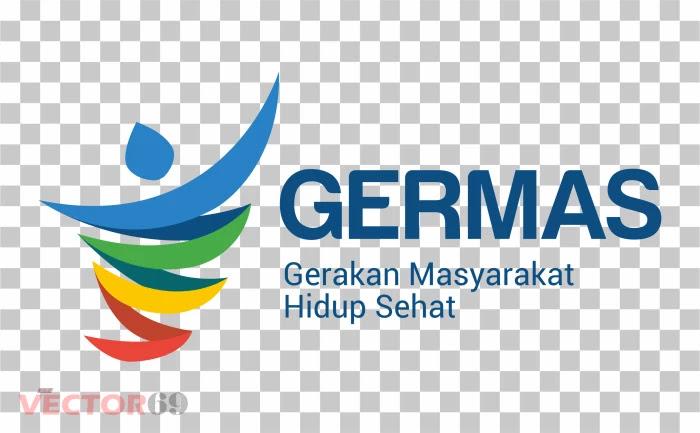 Logo GERMAS (Gerakan Masyarakat Hidup Sehat) - Download Vector File PNG (Portable Network Graphics)