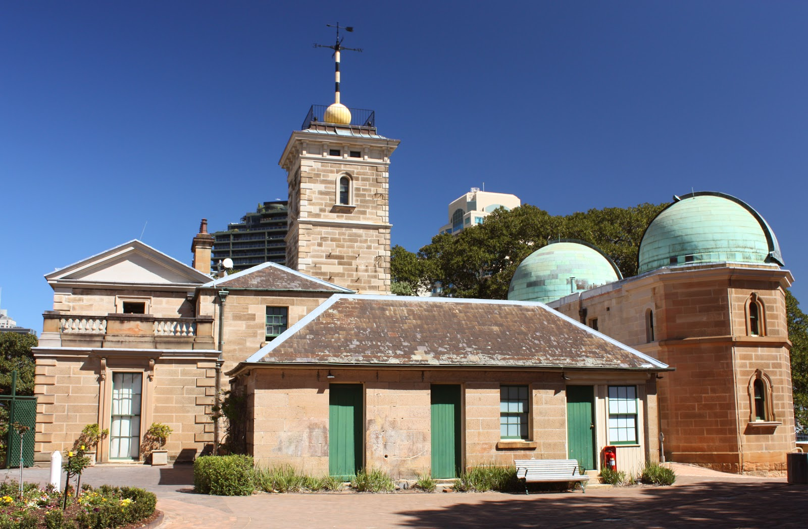 Sydney City And Suburbs Millers Point Sydney Observatory