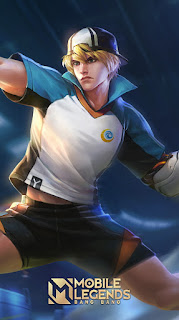 Clint Badminton Champion Heroes Marksman of Skins V1