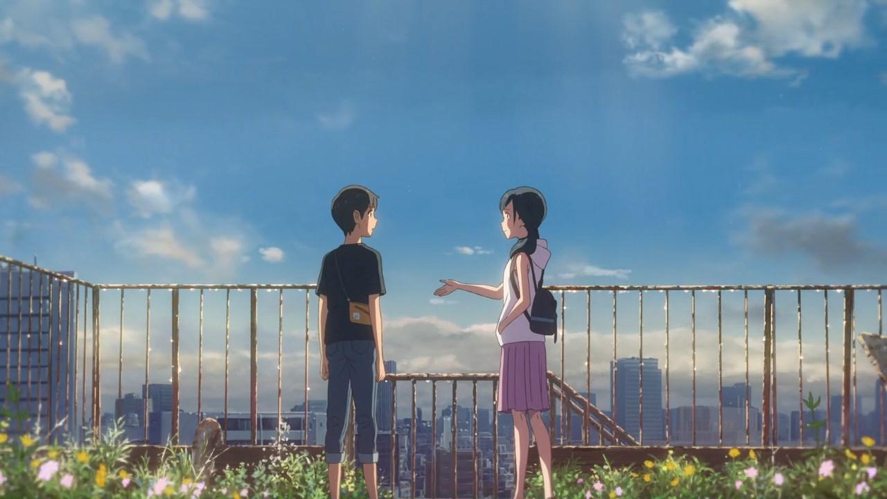Weathering With You (Tenki no Ko) 1080p Bluray