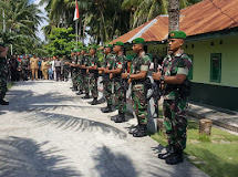 Pangdam XIII/Merdeka Kunjungan lanjutan ke Pulau Pulau Terluar Sulut