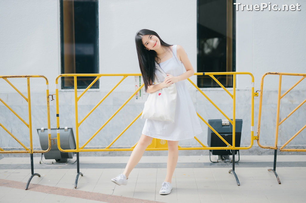 Image Thailand Model - Venita Loywattanakul - A Beautiful White - TruePic.net - Picture-2