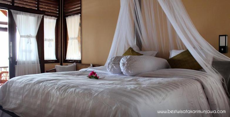 Gambar : DAFTAR PENGINAPAN, HOMESTAY, HOTEL DI KARIMUNJAWA