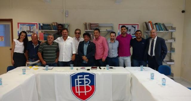 Com seis clubes, Série B do Baianão 2018 é lançada pela FBF