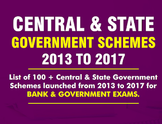 Central and State Govt Schems