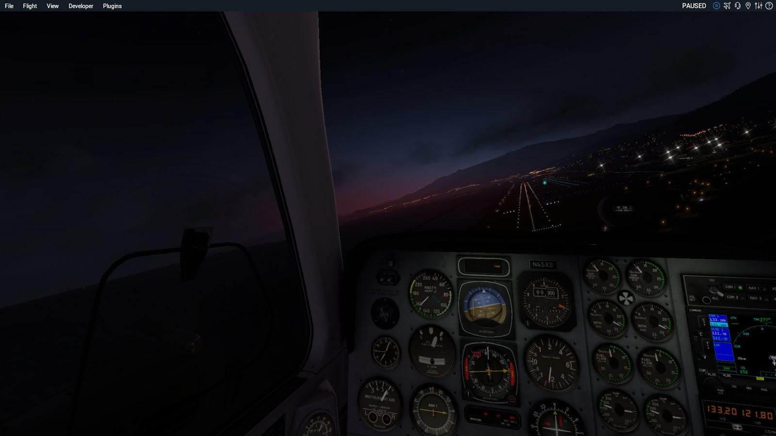 IndiaFoxtEcho Visual Simulations: 2017