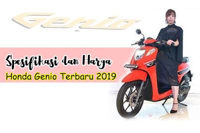 Spesifikasi-harga-motor-honda-genio-terbaru-2019