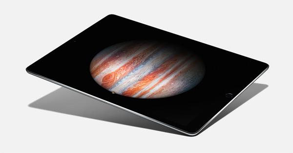 O iPad Pro