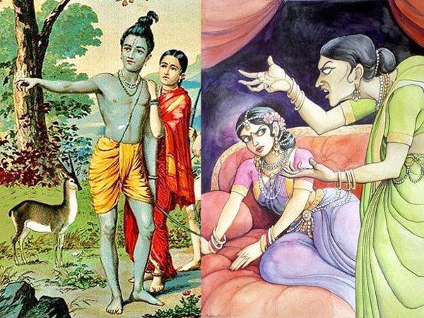 Ramayana Chapter 7 - Manthara's Anger