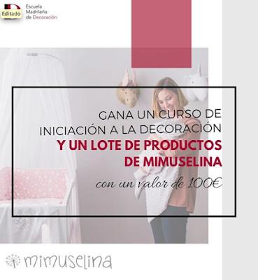 blog decoración infantil mimuselina colaboración escuela madrileña
