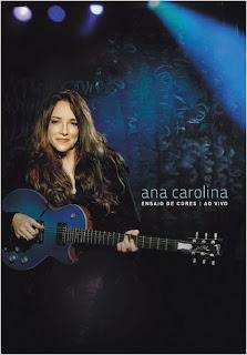 28korp2 Download   Ana Carolina Ensaio de Cores   DVDRip AVI + RMVB