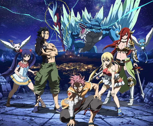Dragon Cry BD Subtitle Indonesia Batch File Fairy Tail Movie  Fairy Tail Movie 2: Dragon Cry BD Subtitle Indonesia Batch File