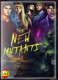 Los Nuevos Mutantes (2020) DVDRIP LATINO