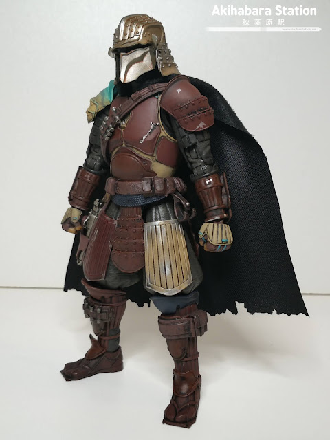 Review del Mei Sho Movie Realization Ronin Mandalorian - Tamashii Nations