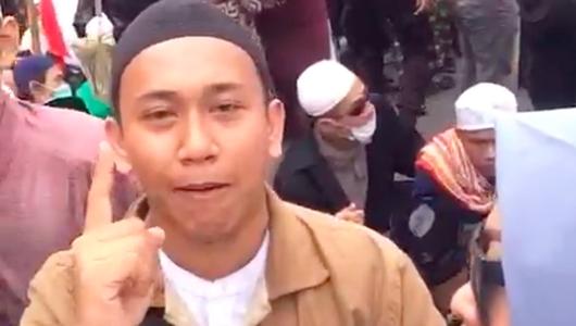 Pelaku Ancam Penggal Jokowi Ngaku Salah: Saya Emosional