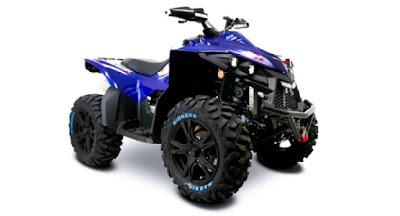 SMC MBX 850 Sport V-Twin EPS