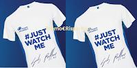 Logo Con H&S vinci un incontro con Buffon e 91 magliette autografate