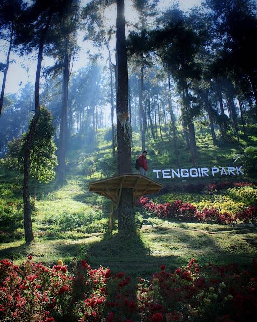 Wisata Tenggir Park Karanganyar