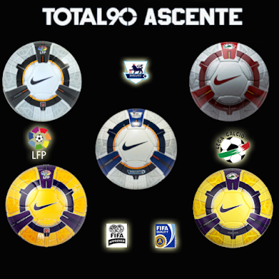 PES 2020 / PES 2019 Ballpack Nike Total90 Ascente