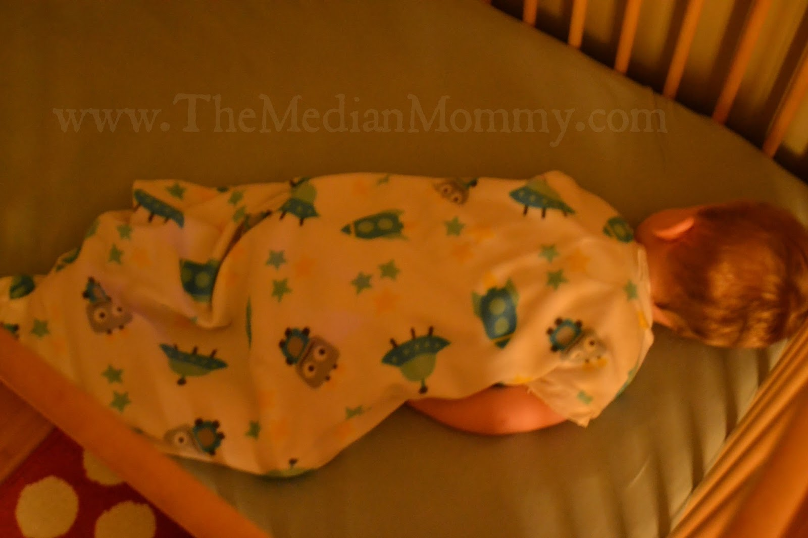 An Account from a Once Frazzled Sleep Deprived Mommy