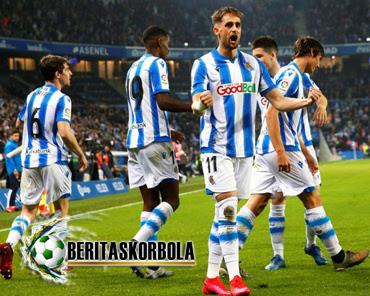 Profil Real Sociedad, Klub dengan Penampilan Beruntun Terbanyak di La Liga