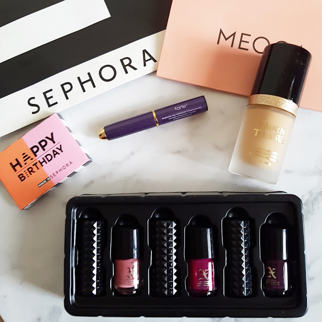 sephora and mecca haul | Almost Posh