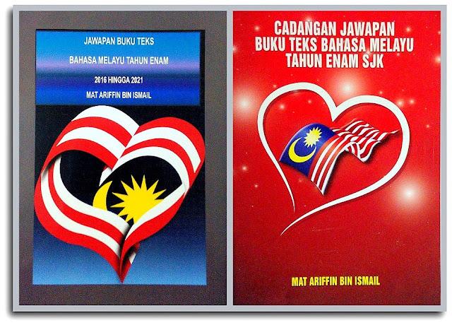 Buku Panduan Jawapan Buku Teks Bahasa Melayu-Tahun 6