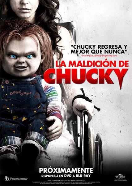 Descargar Chucky 6: La maldición de Chucky (2013) Latino