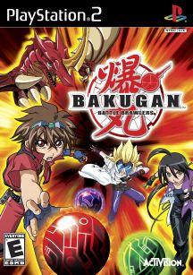 Baixar Bakugan Battle Brawlers PS2 Torrent