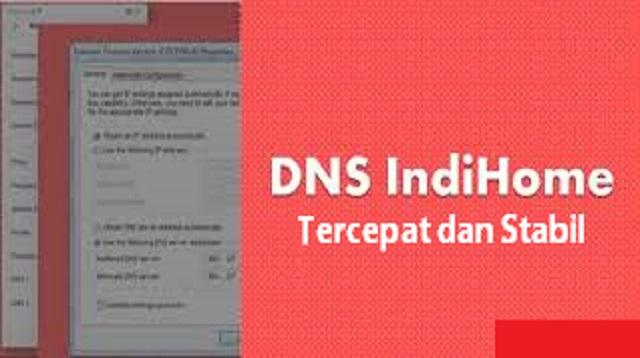 DNS IndiHome Tercepat dan Stabil