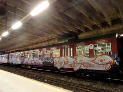 end2end train graff