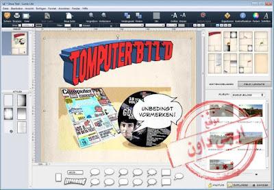 تحميل برنامج انشاء القصص المصورة Comic Life 2020 للكمبيوتر