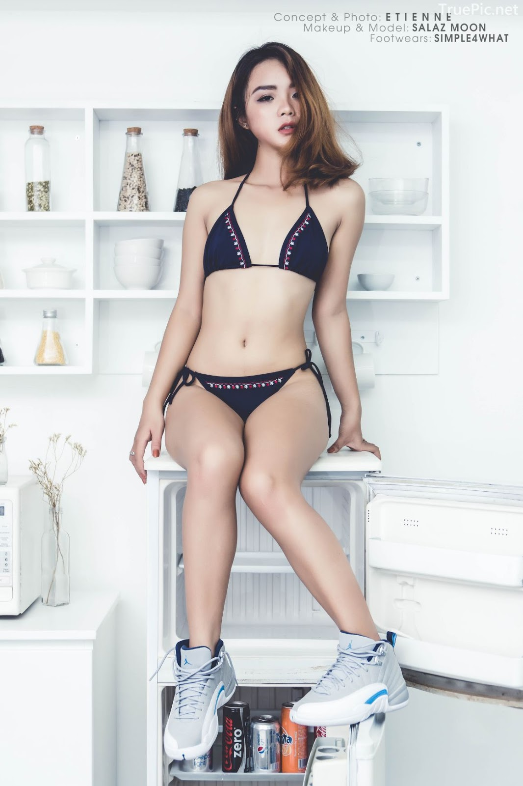 Super hot photos of Vietnamese beauties with lingerie and bikini - Photo by Le Blanc Studio - Part 1 - Picture 2
