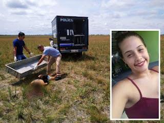 IMAGENS FORTÍSSIMAS: Corpo de Adolescente de 15  é encontrado decapitado