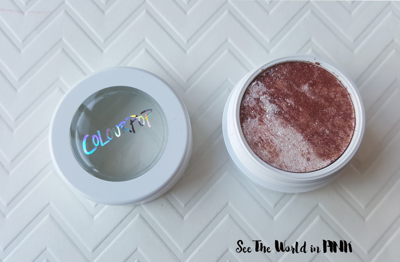 colourpop tie-dye eyeshadows summer lovin