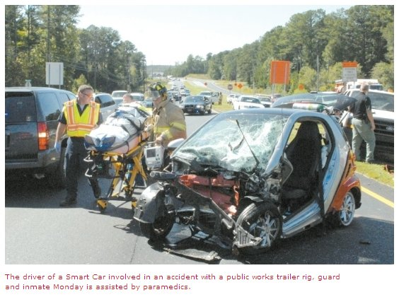 Another Day Smart Car Tragedy