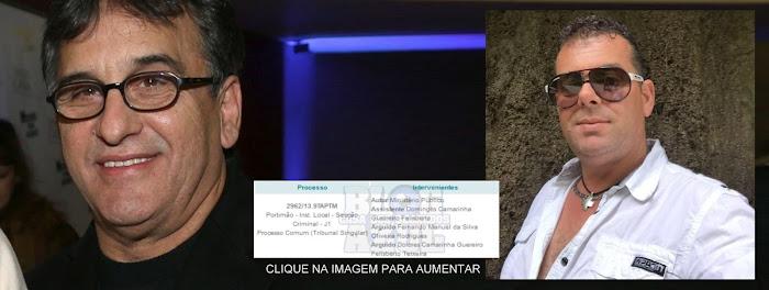 Pai da Fanny vai responder no Tribunal de Portimão este mês em processo de difamação levantado por Zezé Camarinha