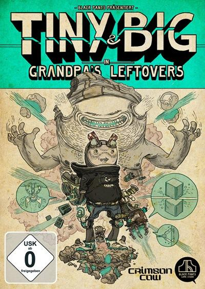 Tiny y Big Grandpas Leftovers PC Full Español TinYiso Descargar 2012