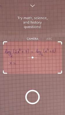تحميل تطبيق Socratic, تطبيق لحل المسائل الرياضية والحسابية, Socratic apk