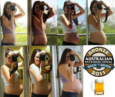 Motivation Bilder Bierbauch Babybauch lustige Bilder