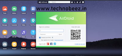android phone ko kaise hack kare , how to hack android phone using airdroid, www.technobeez.in