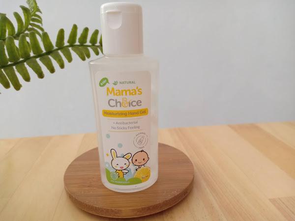 Hand Sanitizer Food Grade dari Mama's Choice, Aman Untuk Bayi dan Anak