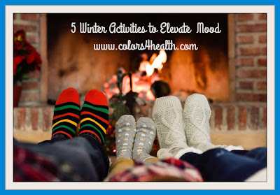 cozy and warm at Colors 4 Health