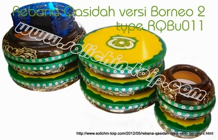 Rebana Qasidah Lasqi Borneo/ Kalimantan 2