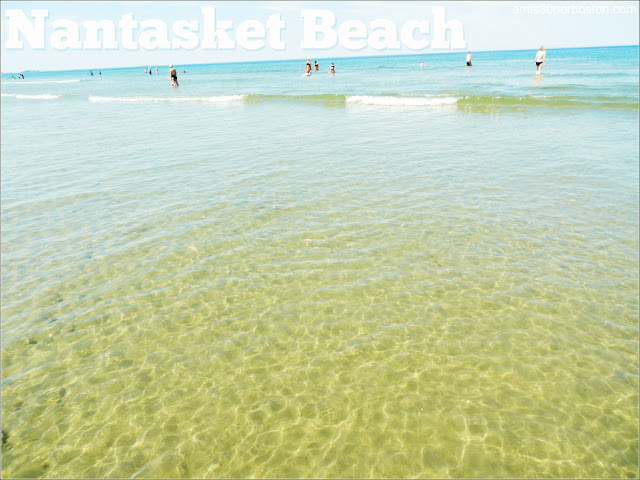 Playas de Massachusetts: Nantasket Beach
