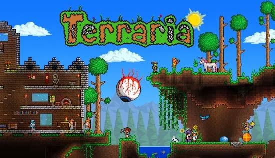 Terraria Full Apk