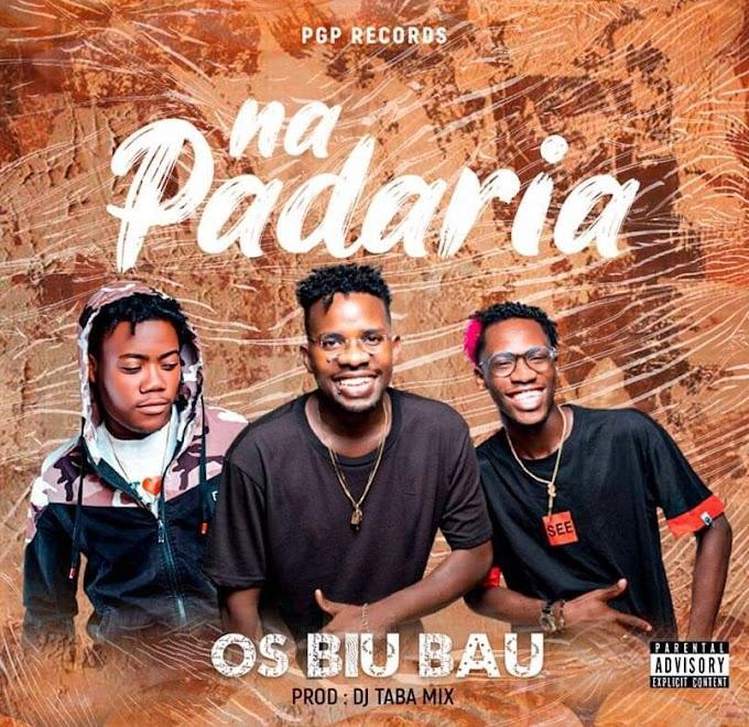 Os Biu Bau & DJ Taba Mix - Na Padaria (Afro House) [Download]